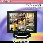 Good Quality 15''LCD Portable Surveillance Monitor