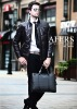 AFERS KC21001 fashion casual high-quality sheep leather jacket Men's down leather garment