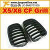 X5/X6 Carbon Fiber Grill/Grille for BMW