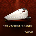 Handy Lightweight LED Torchlight Turbo Car Vacuum Cleaner And Collector FVC-9602