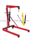 CE 1Ton foldable/folding shop crane
