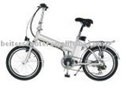 EN15194 Electric Folding Bike (BTE-011-4)