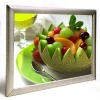 HX 2012 Good-looking Picture Aluminum Frame Slim Led Light Box