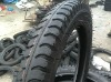 Mototrax Tyre and inner tube 3.00-17