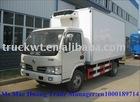 refrigerator small van truck