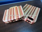 2012 hot sales bamboo cover for IPHONE 5