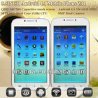 5.5 Inch QHD Capacitive Android 4.1 Galaxy Note 2 Mobile Phone