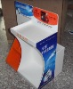 PVC foam counter display