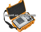 Portable X-ray Fluorescence Gold Analyzer