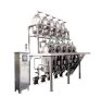 Controllable dynamic counter current extraction assembly(multi-grade extraction machine)