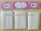 6 inches paper lollipop sticks