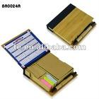 bamboo notepad,recycled notepad,memo pad