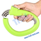 Multi Purpose Soft Handle One Trip Grip Carry Bag(Green)