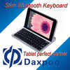 PC material slim Bluetooth keyboard for Google Nexus 7