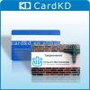CR80 PVC Plastic card printing Magic
