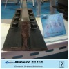 T89-1/B machined elevator guide rail, elevator part, linear guideway