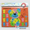 EVA magnetic number puzzle