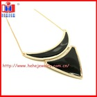 gold plated alloy jewelry neaklace