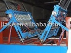 Steel wire mesh polystyrene splint panel machine