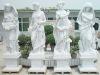 Art modern marble statues