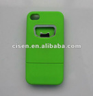 For iphone 4/4S Plain&Useful Bottle Opener Case