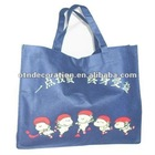 Promotional Gift Nonwoven Fabric Foldable Shopping Bag