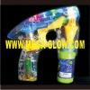 flashing bubble gun,led bubble gun,toy gun,bubble gun