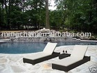 New 3 Pc Outdoor Furniture Outdoor Beach Lounge Chairs