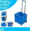 Folding Shopping trolley cart