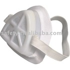 Safety plastic dust mask / face mask