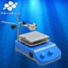Temperature adjustable magnetic stirrer heating block for lab instrument