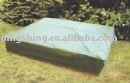 PE tarpaulin outdoor garden desk furniture cover
