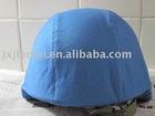 Blue Helmet Cover