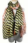 light fashion long printed scarf
