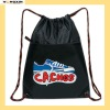 heat-transfer printed fashional Nylon 210D shoe bag(YXBCP-1110931)