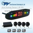 factory sale auto led parking sensor