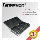 Aluminum DJ Plastic Flight Case Suitable for CDJ3800 JC-120