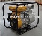 air cooled electric robin 3inch clean high pressure gasoline water pump