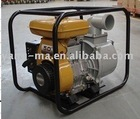 air cooled electric robin 3inch clean high pressure gasoline water pump