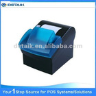 80mm thermal receipt printer ( POS Terminal EPOS System) pos printer Point of Sale Dual screen POS Intel Core 2 Duo