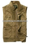 Fashion , fuctional Men's cotton waistcoats