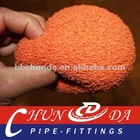 DN150 Concrete pump clean-out ball,Sponge rubber soft ball
