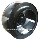 KIRON-355*148-355 Centrifual Plastic fan Backward Cuved