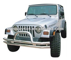 FRONT GRILLE GUARD FOR JEEP TJ WRANGLER 1987-2006