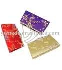 colorfull ladies' evening bag with coin purse