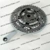 Salable chainwheel and crank