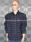 men's cotton flannel shirts