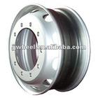 steel wheel rims 22.5*7.5 with good quality and best price