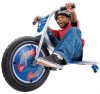 Rip Rider Caster Trike,Rip swing rider with 360 caster wheels,kids' ride-on tricycle