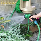 sink & hose hook watering hose rack